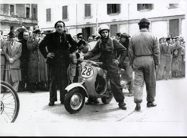 1949 Salita di Monte Mario